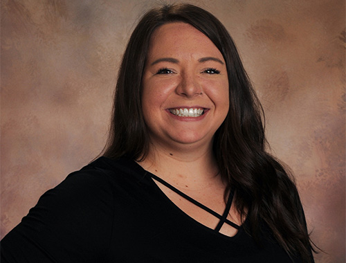 Shelby Mymko, VP of Events & Marketing