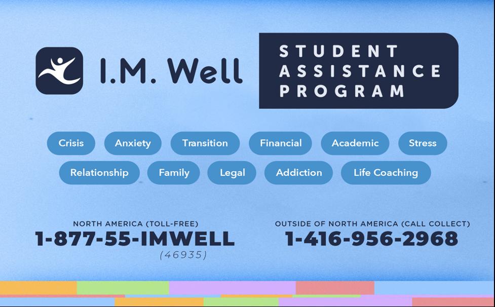 Wellness Wednesday – Ft. I.M. Well App